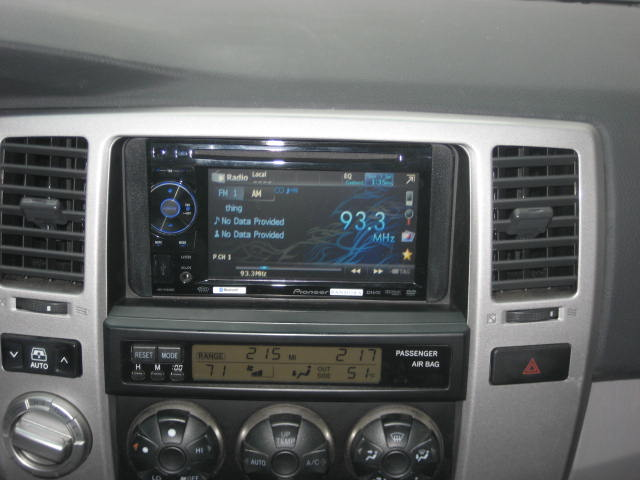 Replace stock head unit with double dinu wiring question toyota